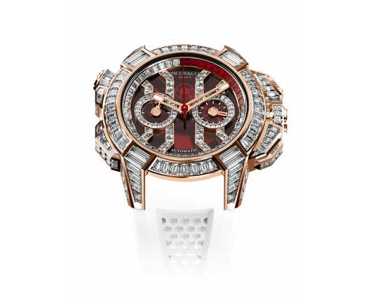 Epic X Chrono Baguette Red Mineral Crystal
