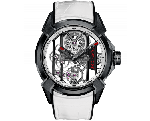 Epic X Black Titanium (White Neoralithe Inner Ring)