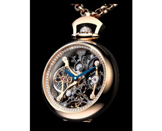 Brilliant Pocket Watch Pendant