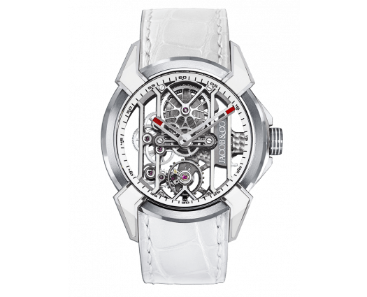 Epic X Racing Titanium ( White Neoralithe Inner Ring)