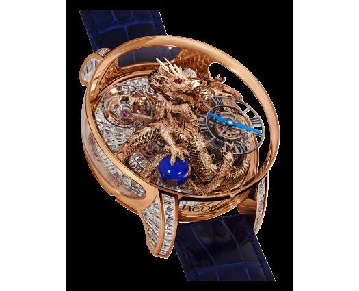 Astronomia Tourbillon Dragon Rose Gold