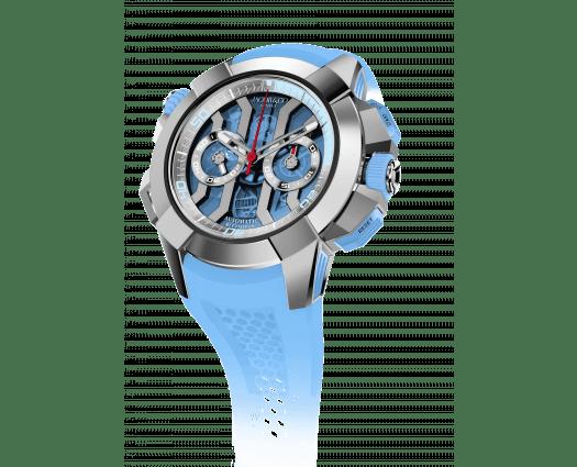 Epic X Chrono Titanium Sky Blue