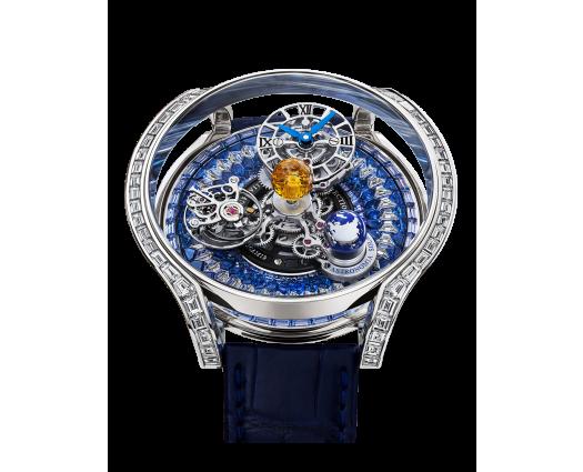 Astronomia Solar Baguette Sapphire 3D