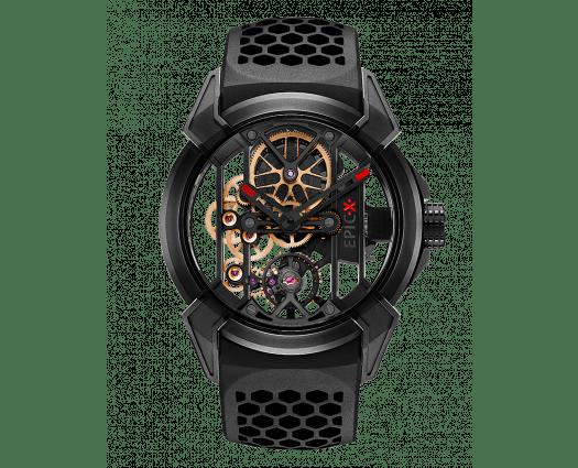 Epic X Black Titanium (5N Color Gears)