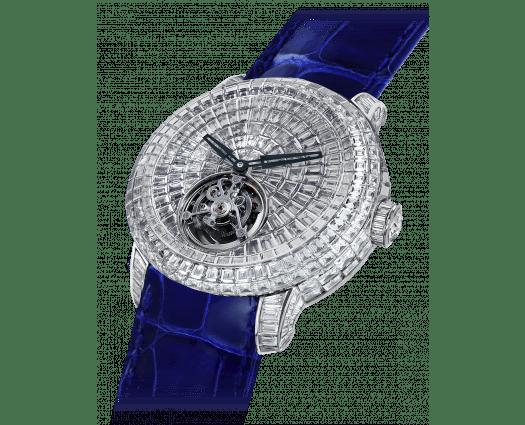 Caviar Tourbillon Diamonds