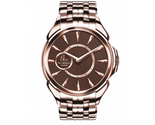 Palatial Classic Automatic Bracelet (Brown Dial)