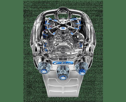 Bugatti Chiron Sapphire Crystal