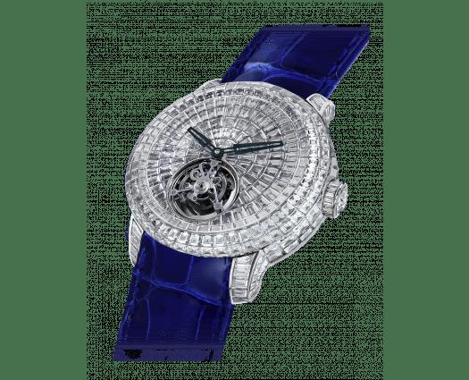 Caviar Tourbillon Diamonds  44mm