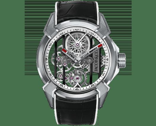 Epic X Titanium (White Neoralithe Inner Ring)