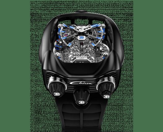 Bugatti Chiron Tourbillon image