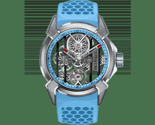 Epic X Titanium Sky Blue Inner Ring
