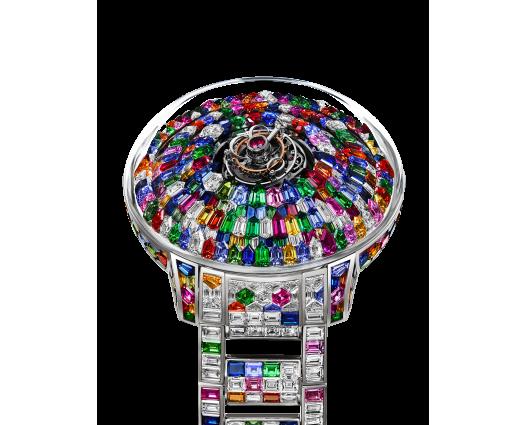 The Mystery Tourbillon Arlequino Bracelet