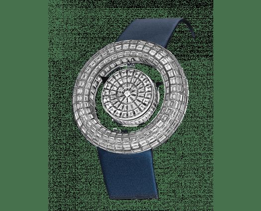 Brilliant Mystery Baguette Diamonds (38MM)