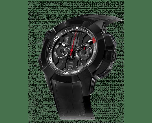 Epic X Chrono Luis Figo Limited Edition Black Titanium