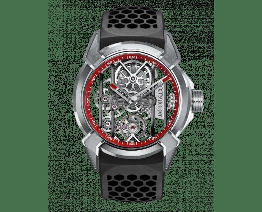 Epic X Titanium (Red Neoralithe Inner Ring)
