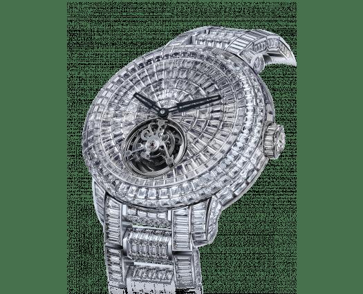 Caviar Tourbillon Diamond Bracelet