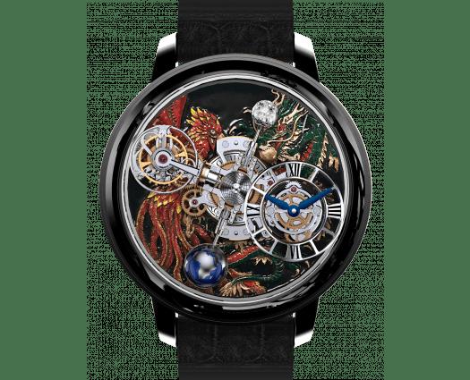 Astronomia Dragon & Phoenix Black Gold