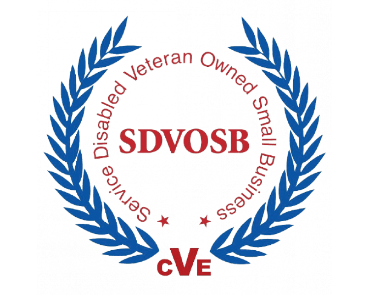 Proud to be a <strong>SDVOSB</strong>