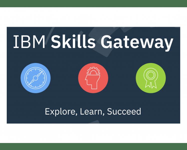 IBM Skills Gateway