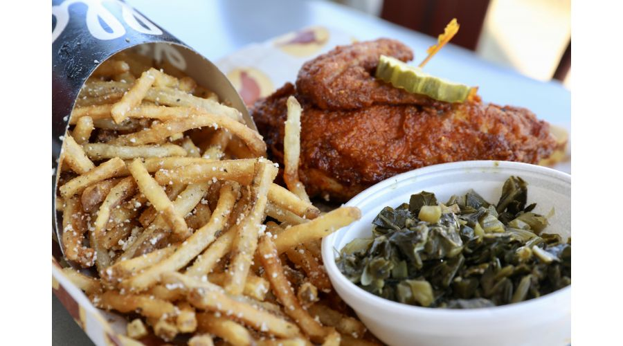 Joella's Hot Chicken Comes to the ATL