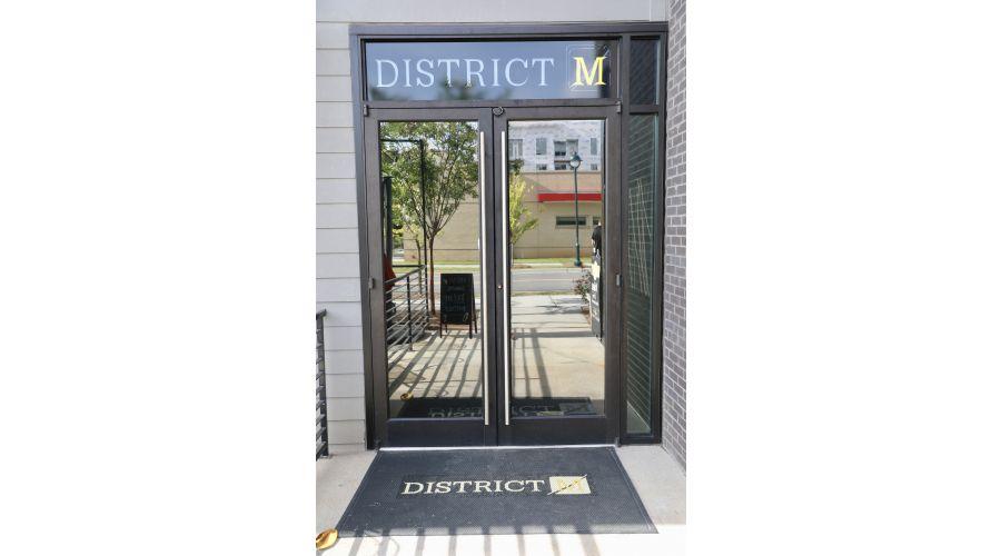 District M