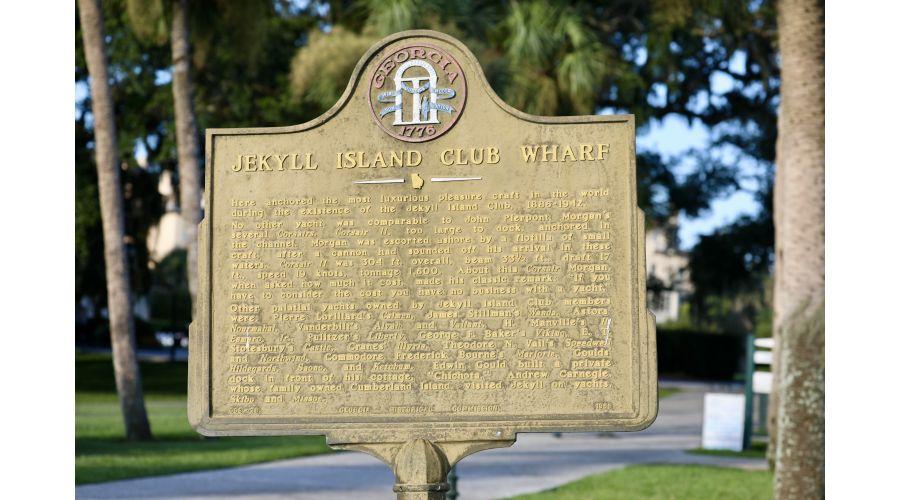 Jekyll Island, I Presume?