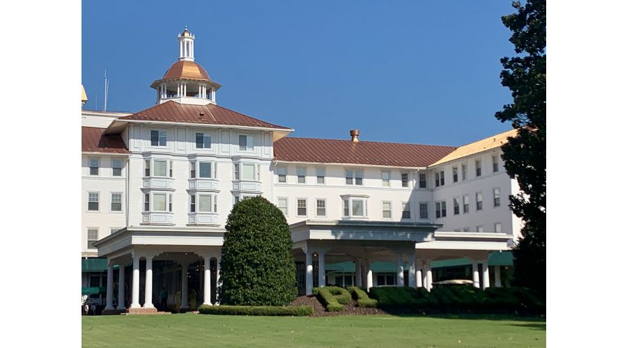 Pinehurst=Golf Nirvana