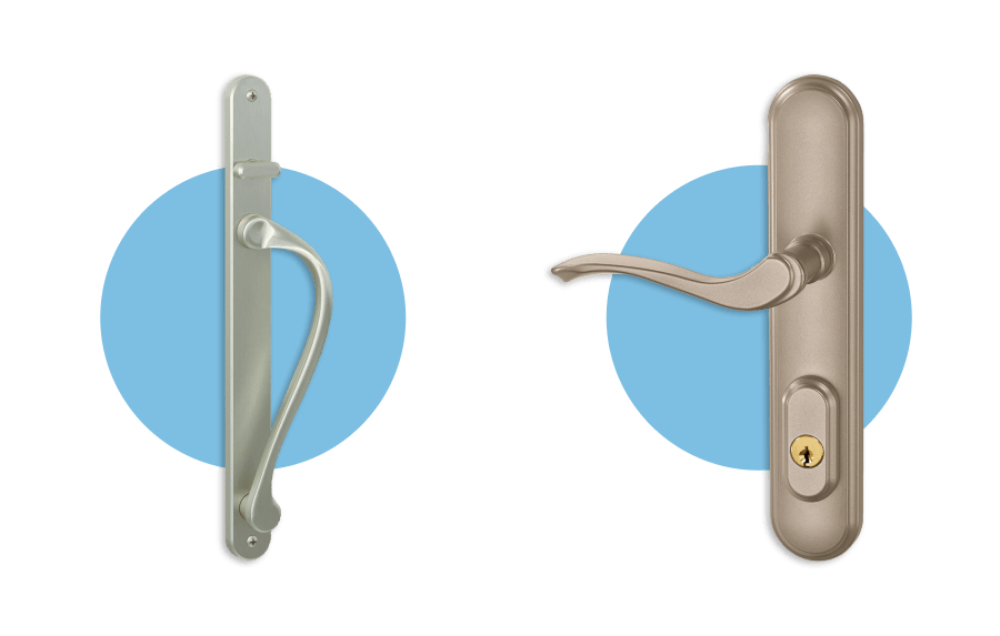 <strong>Traditional</strong><br> Handle Set overlay image