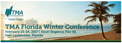 Ian Ratner will be the Keynote Speaker for the TMA Florida Winter Conference