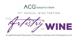 GlassRatner is a Proud Sponsor of the ACG 2019 Annual Wine Tasting