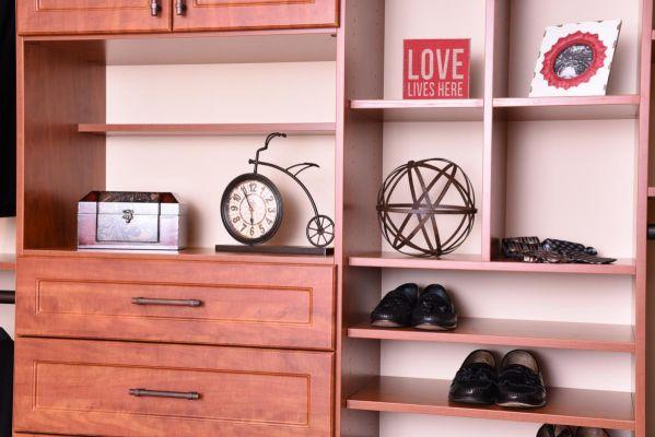 Closet Systems | Custom Master Closets | Artisan Custom Closets