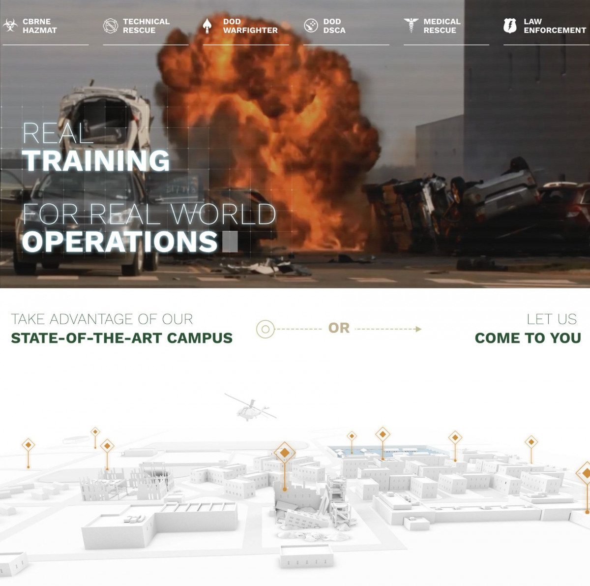 Image of website for Guardian Centers