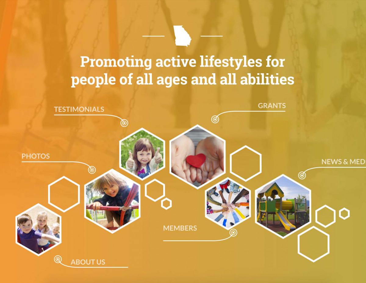 Image of website for Resurgens Foundation
