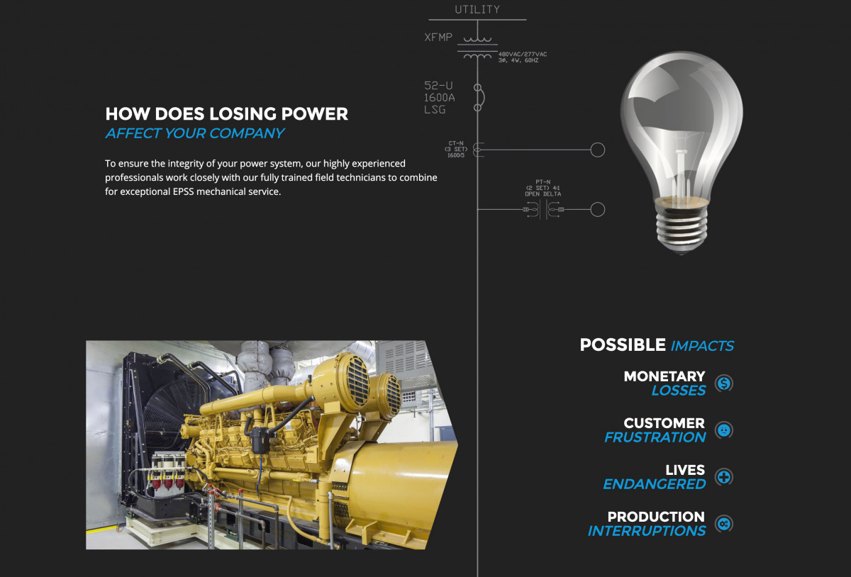 Image of website for Prime Power