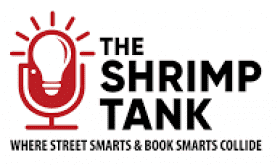 Logo of The Shrimp Tank