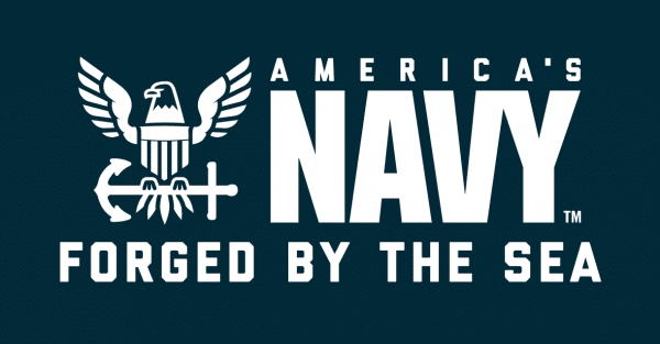 US Navy  Federal logo