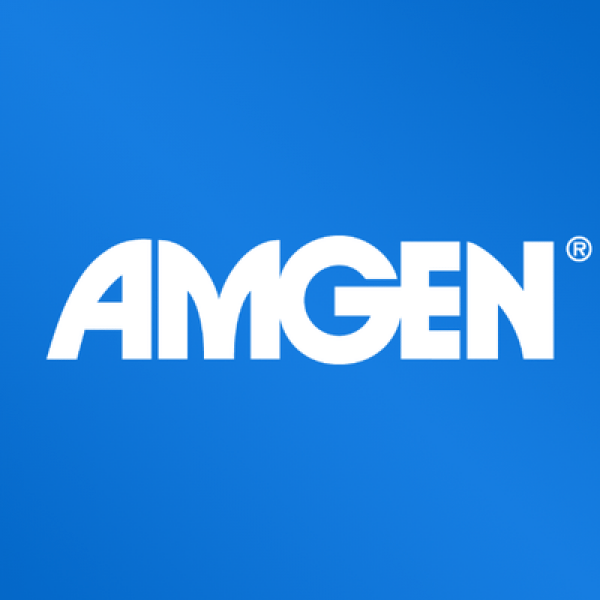 AMGEN Manufacturing  logo
