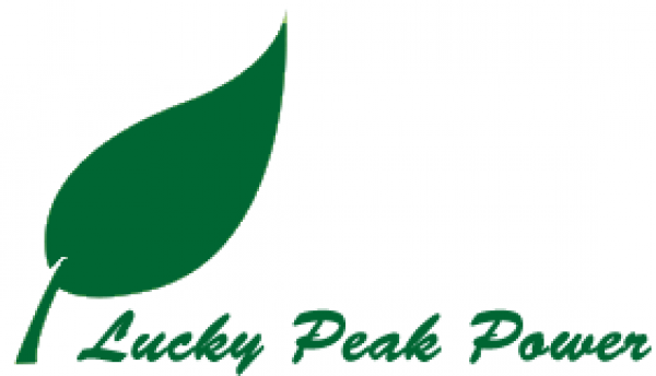 lucky peak power Utilities logo