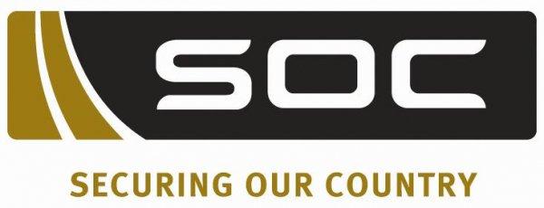 SOC Federal logo