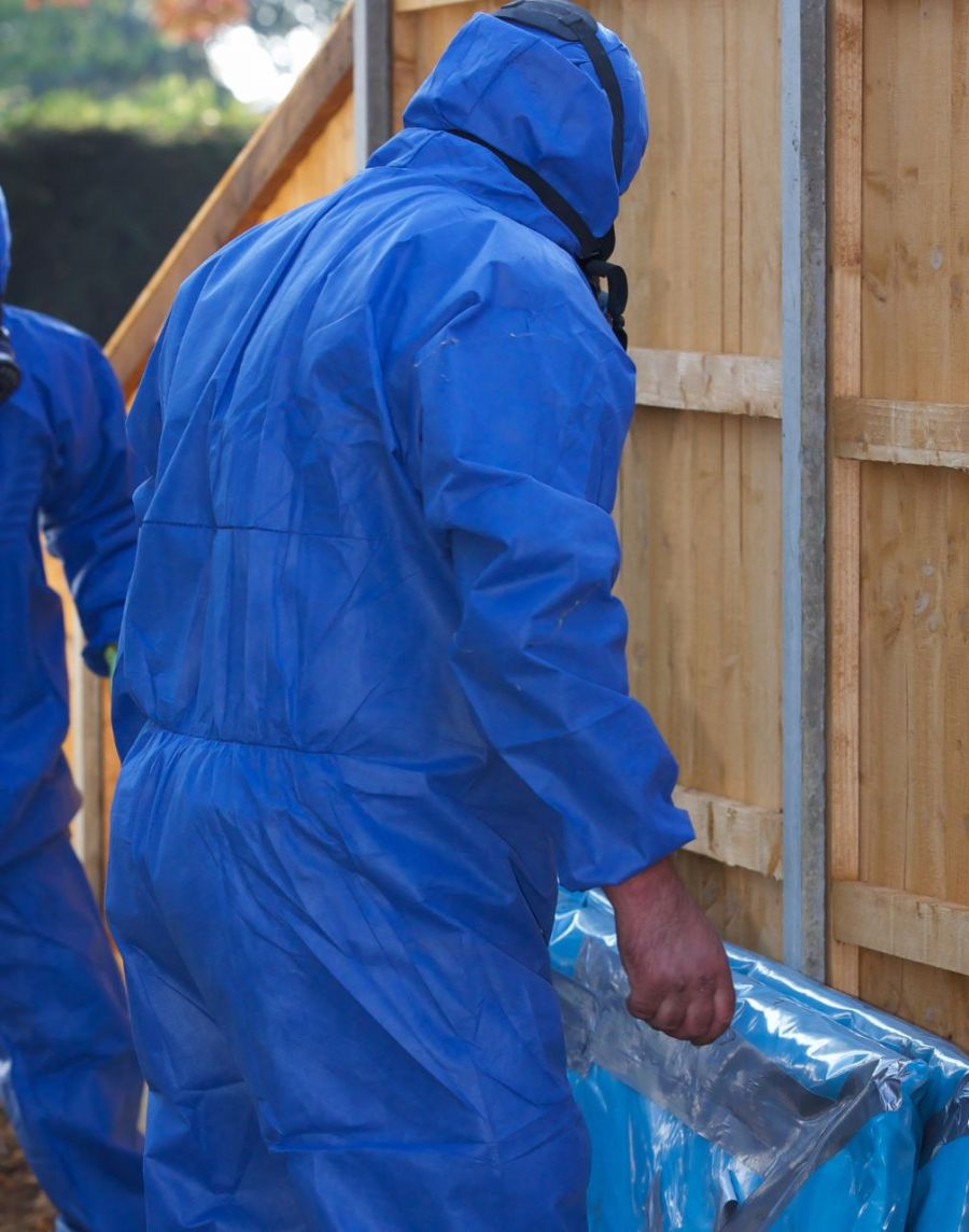 Our Specialists are Certified in the Removal of: