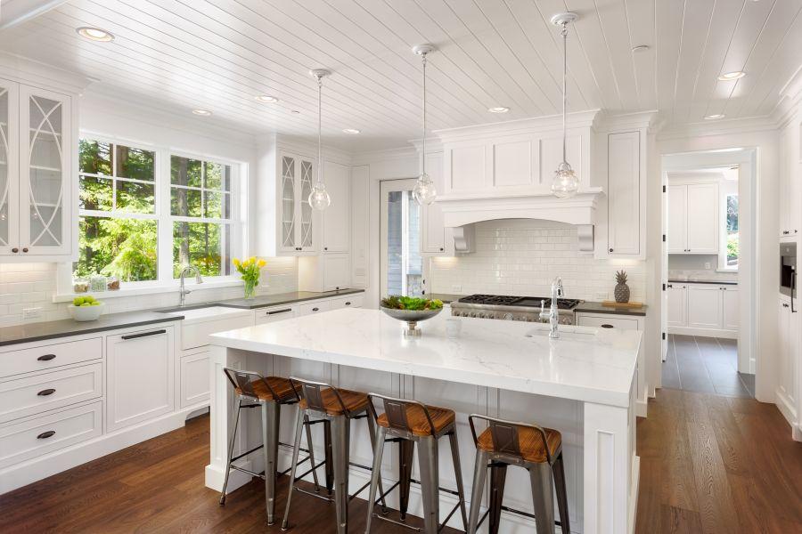 Interior design services at no extra cost