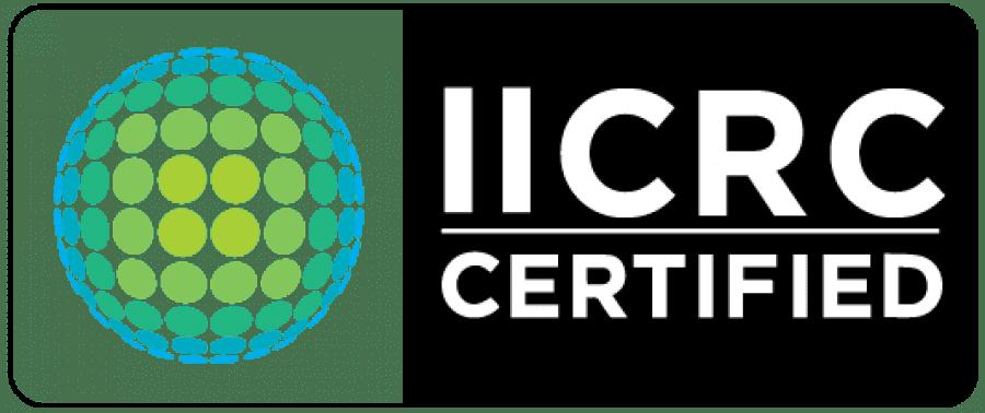 IICRC Certificates