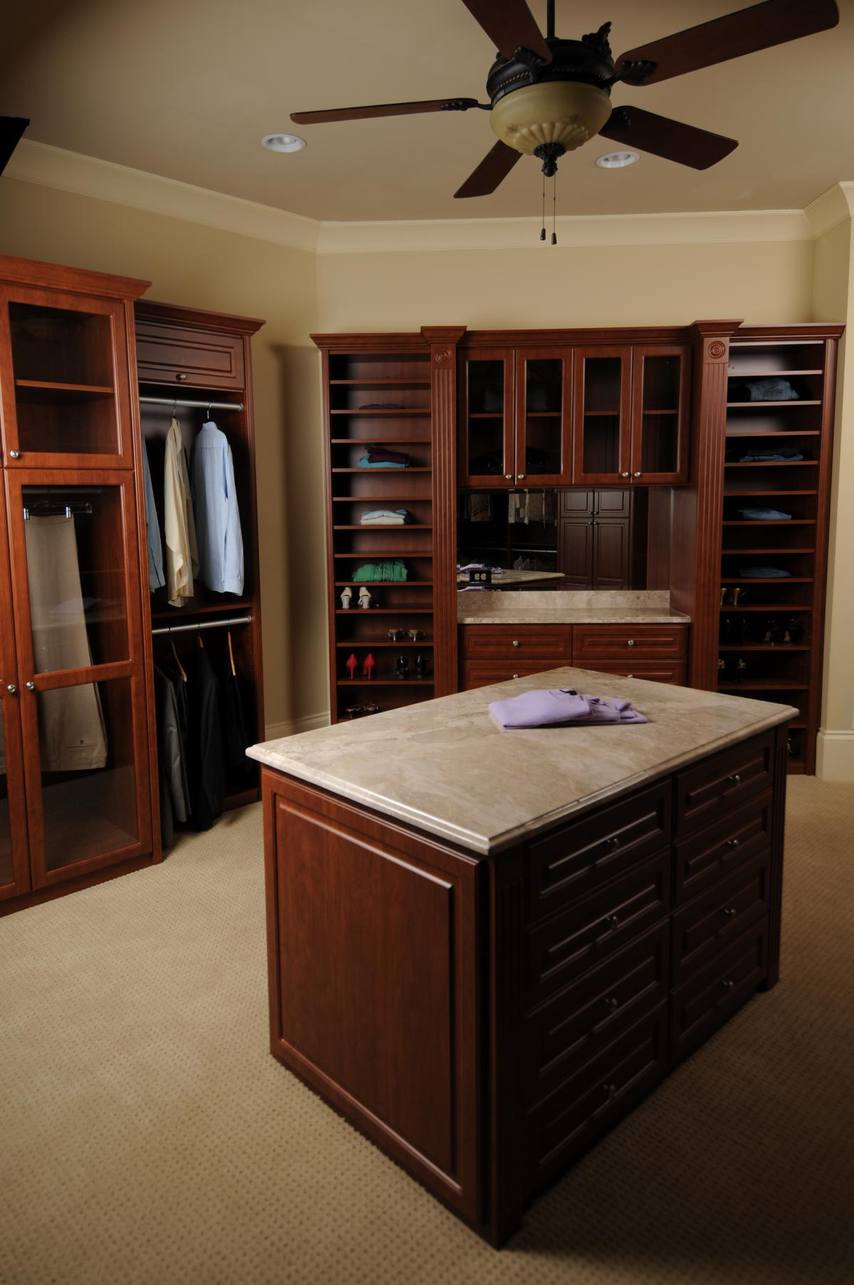 Custom Closets Atlanta Showroom