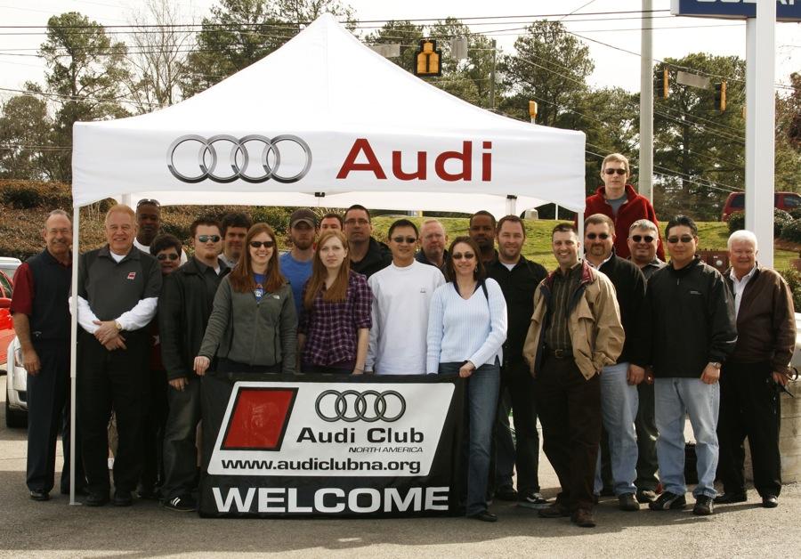 Meet Amp Greet At Gerald Jones Audi Audi Club Of Georgia