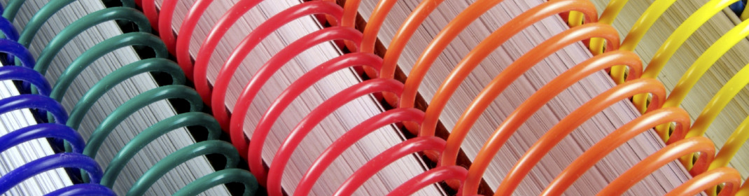 Spiral Binding / Coil Binding