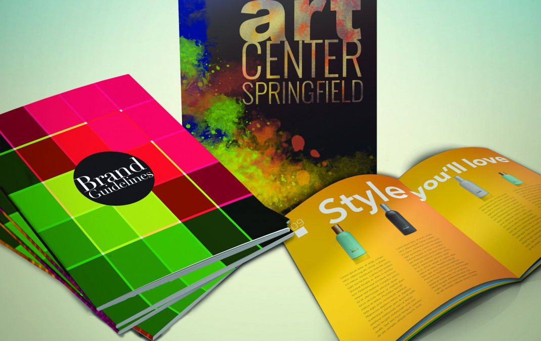 brochures formax printing