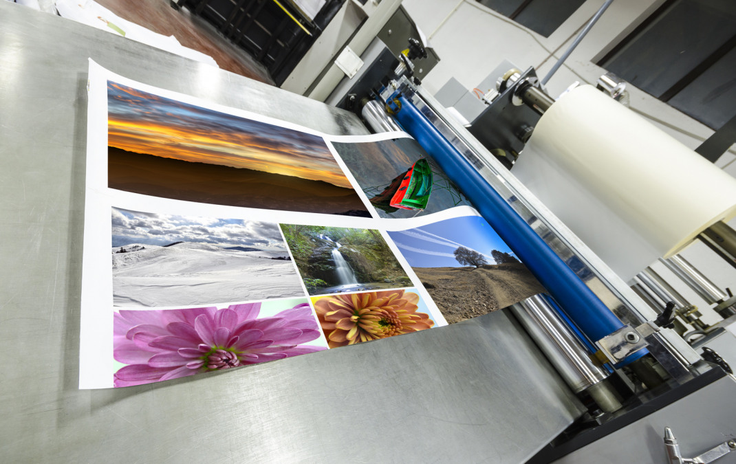 Laminated Printing for the Trade