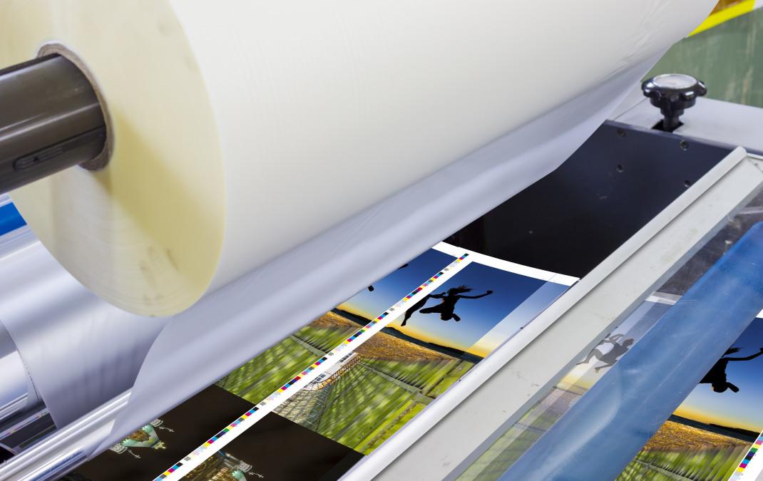 Laminated Printing