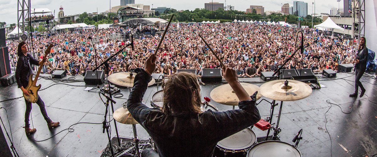 Shaky Knees Rocks out Atlanta May 8 - 10