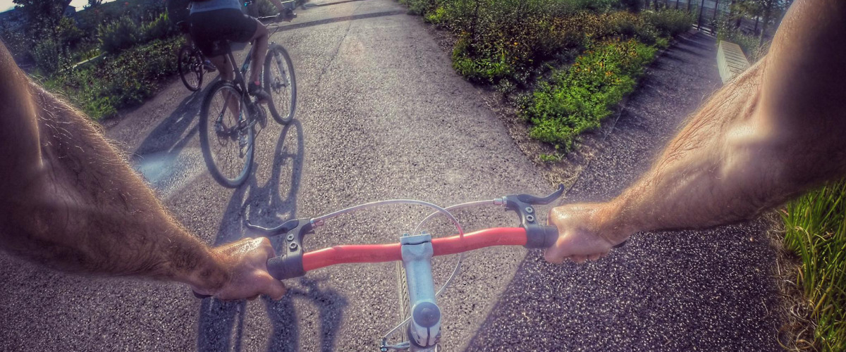Biking Safe in the Big Easy